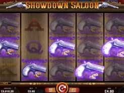 Showdown Saloon Slots